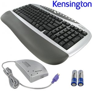 WIRELESS MULTIMEDIA KEYBOARD-PP2223
