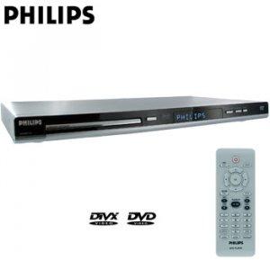 PROGRESSIVE SCAN DVD/DivX PLAYER-PP2139