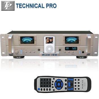 DIGITAL RECEIVER WITH iPOD DOCKING STATION-PP2342