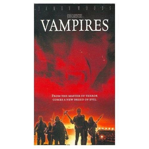 JOHN CARPENTERS VAMPIRES VHS