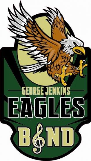 Band Decal - George Jenkins High School