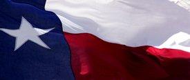 Texas Flag 2 - SUV Window Perf