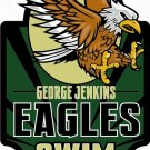 Swim Team Decal - George Jenkins High School