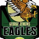 Tennis Decal - George Jenkins High School