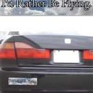 I'd Rather Be Flying 2 - Bumper Sticker