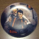 Norman Rockwell Collector Plate The Music Maker