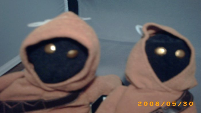 Star Wars Beanie Baby 2 Jawa Plush Buddy