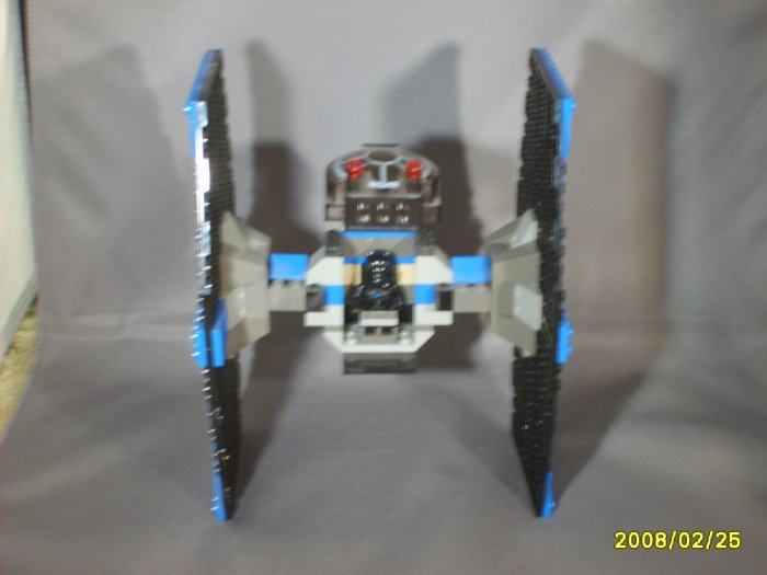Star Wars Tie Fighter & Pilot Lego Legos set