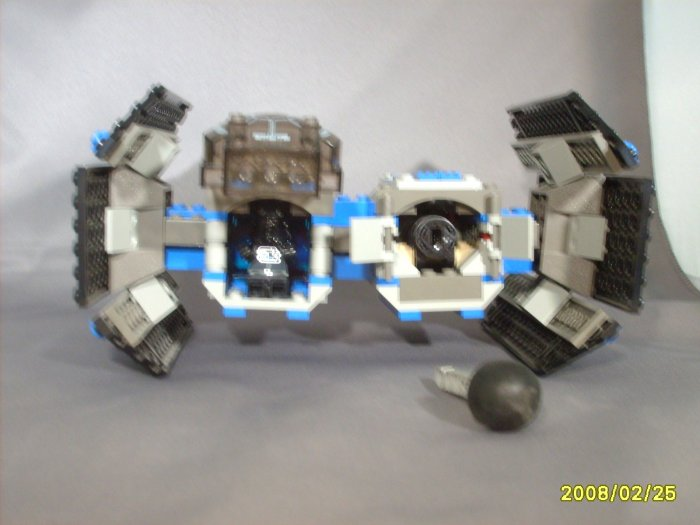 Star Wars Tie Bomber & Pilot  Lego Legos set