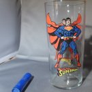 Superman 1999 DC Comics Super Hero Glass
