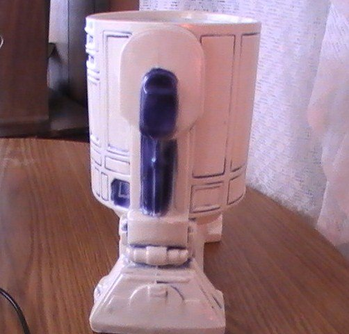 Star Wars R2D2 Ceramic Cookie Jar 1977 Roman 20th Century Fox NM