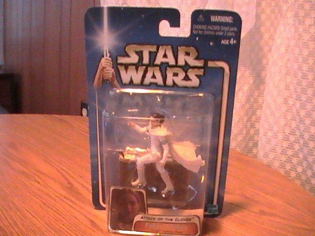 Star Wars AOTC 3 3/4 inch Padme Amidala Figure See Others!