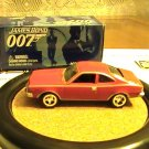 James Bond 007 Johnny Lightning Action Hero LE AMC Hornet # 3 Rare Man With Golden Gun