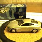 James Bond 007 Johnny Lightning  Action Hero LE Aston Martin V12 Vanquish # 5 Rare Die Another Day