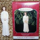 Star Wars Princess Leia Hallmark Xmas Tree 1998 Ornament MNMB