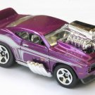 Hotwheels Hot wheels 1969 Purple 1:64 Chevy Camaro Z28 Die Cast Muscle Car