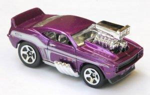 Hotwheels Hot wheels 1969 Purple 1:64 Chevy Camaro Z28 Die Cast Muscle Car