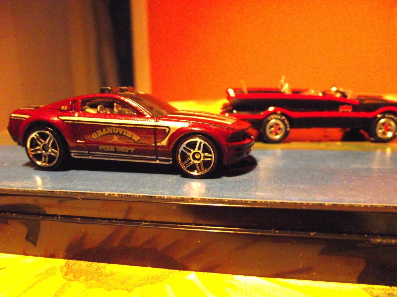 Hotwheels Hot wheels Mustang GTO Concept Die Cast Car! Will Also Ship 1st Class
