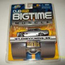Jada Dub City BigTime Muscle 1967 Chevy Nova SS Die Cast Car