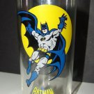 Batman  Robin 1993 Vintage Batman DC Comics Super Powers Glass