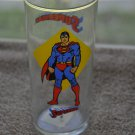 Superman 1993 Vintage Batman DC Comics Super Powers Glass