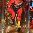 The Flash 1978 Rare Round Bottom HTF Glass Super Hero Have Shazam WW Robin Too