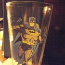 Batman 1999 DC Comics Glass From WB Store, Rarer 16 Ounce Heavier Glass VHTF