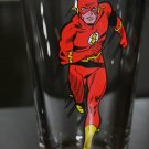 The Flash 2000 DC Comics WB Store,Rarer 16 Oz Heavier Super Hero Glass VHTF
