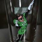 Green Lantern 2000 DC Comics WB Store,Rarer 16 Oz Heavier Super Hero Glass VHTF