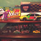 Batman Joker Ford Taurus 28 Kenny Irwin Texaco Action Die Cast Car 1/24 Bank LE