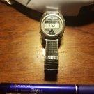 Star Wars Darth Vader LCD 3 Button Vintage Bradley Stop Watch/Light All Works!