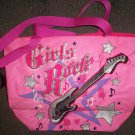 *~NEW Girls/Women&#39;s Large Girl&#39;s Rock Tote Purse-FREE Ship!