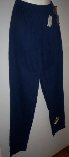 *~SALE!! NWT Vintage Vtg 80's Andover Pull up/Lounge Pants sz S