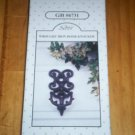 *~NIB Primitive Wrought Iron Door Knocker