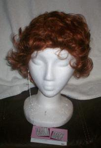 *~NWT TWC Perfect Image Enhance Light-Medium Auburn Wig