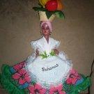 *~GC Vintage Bahamas Souvenir Doll