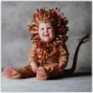 Tom Arma Lion Halloween Costume 6 - 12 MONTHS NEW