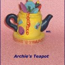 Collectible Tetley Mini- Teapots  Archie's Teapot