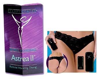Berman Astrea Remote Control Vibrating Thong