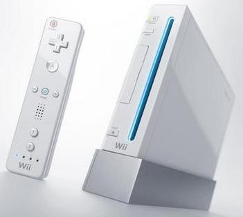Nintendo wii Console + 5 Sports Games $230 FREE SHIPPING