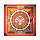 Thangka Painting of Shree Yantra