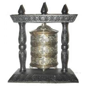 Prayer Wheel  (Mane)