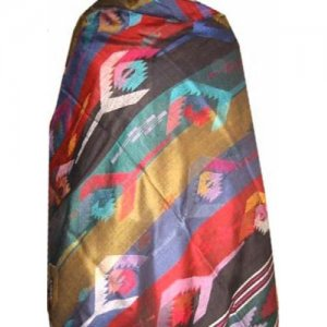 Dhaka Cotton Shawl Hand Woven