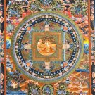Gautama Buddha Life Story Mandala Thangka Painting