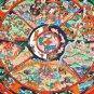 Wheel of life Thangka art  painting from Nepal