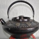 Copper Artistic Tea Pot (Kettle) from Nepal