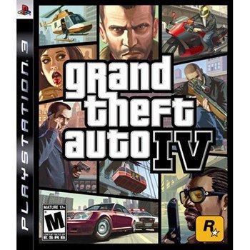 Grand Theft Auto IV (PS3)