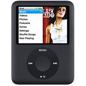 Apple 8GB iPod Nano - Black