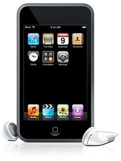 Apple iPod Touch 8GB, Revolutionary Multi-Touch interface with 3.5-inch widescreen color display