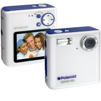 Polaroid izone-550 5MP 4x Zoom 16MB Digital Camera/MP3 Player